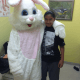 easter bunny at doctor