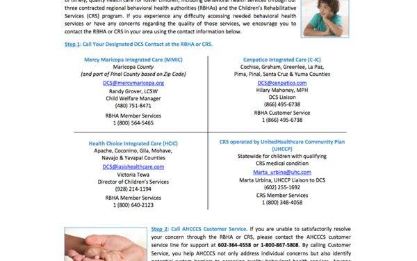 ahcccs foster care