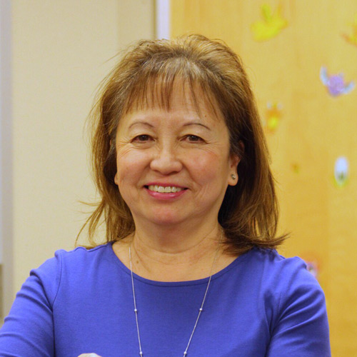 Photo of Judy Wong