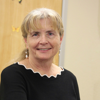 Photo of Pamela Murphy